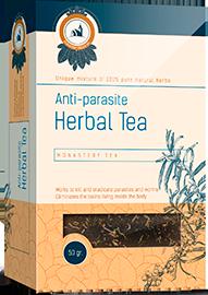anti parasite herbal tea turkey